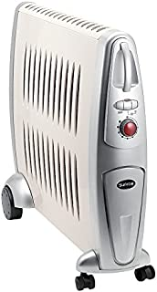 Supra CEARAMINO1503 - Radiador de aceite de baño (con termostato, de cerámico, 1500 W)