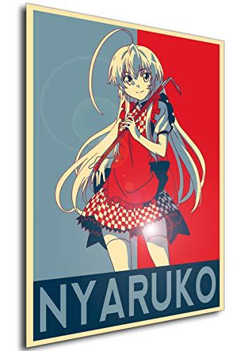Instabuy Poster - Propaganda - Haiyore! Nyaruko-San - Nyaruko A3 42x30