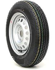 Compleet wiel 145/80R13 79N 4x100, auto aanhanger wiel velg 4Jx13 banden 145 80 R 13 aanhangerwiel