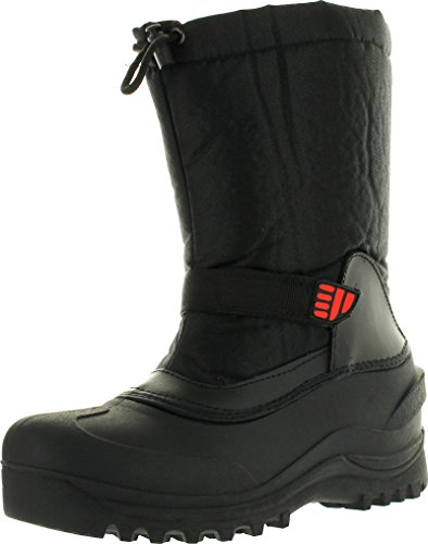 CLIMATEX Climate X Mens Ysc5 Snow Boot,Black,9