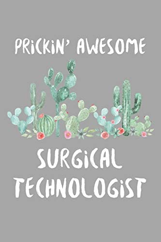 Prickin Awesome Surgical Technologist Funny Surge Tech Technician Gift Idea For Amazing Hard product image