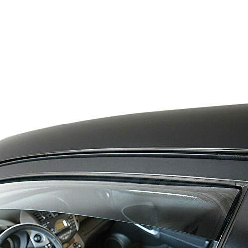 Omac GmbH DACIA DUSTER Deflettori D\' aria Deflettore pioggia 2pezzi set anteriore a partire dal 2014