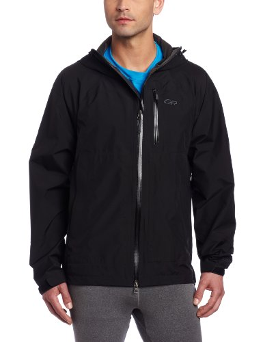 Outdoor Research Men's Foray Jacket, Black, Large