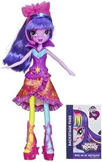 My Little Pony Equestria Girls Twilight Sparkle Doll (Neon Rainbow Rocks)