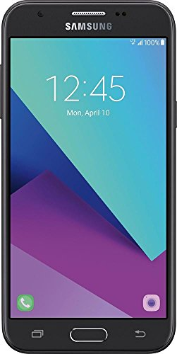 Total Wireless - Samsung Galaxy J3 Luna Pro 4G LTE with 16GB Memory Prepaid Cell Phone - Black
