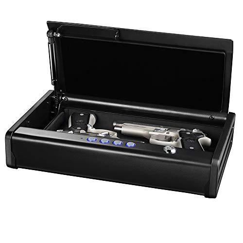 SentrySafe QAP2E Gun Safe with Digital Keypad Two Handgun Capacity
