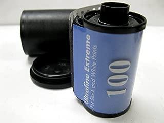 Ultrafine Xtreme Black & White 35mm Film ISO 100 36 exp 20 roll pack