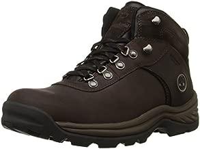 Timberland Men's 18128 Flume Boot,Dark Brown,9.5 M US