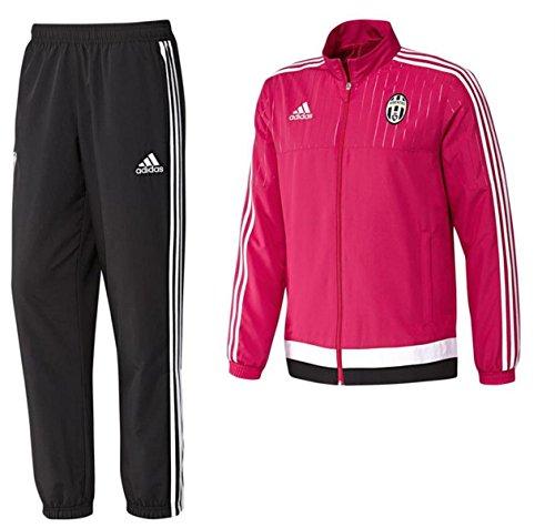 Juventus Kids Presentation Suit 2015 - 2016 (Pink)