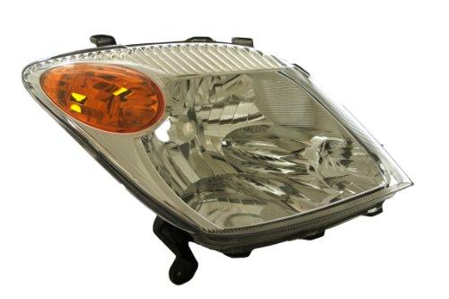 SCION XA X A 2004 2005 HEADLIGHTS HEAD LAMPS FRONT LIGHTS PAIR