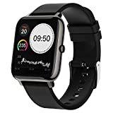 EMR <span class='highlight'>Smart</span> <span class='highlight'><span class='highlight'>Watch</span></span> P22 1.4 Touch Screen , Waterproof IP67 Fitness <span class='highlight'><span class='highlight'>Watch</span></span> <span class='highlight'>pedometer</span> Stop<span class='highlight'><span class='highlight'>watch</span></span> Sleep Tracker, Fitness Trackers with Heart Rate Monitor,<span class='highlight'>Smart</span> <span class='highlight'><span class='highlight'>Watch</span></span> <span class='highlight'>for</span> Men Women IOS & Android (Black)
