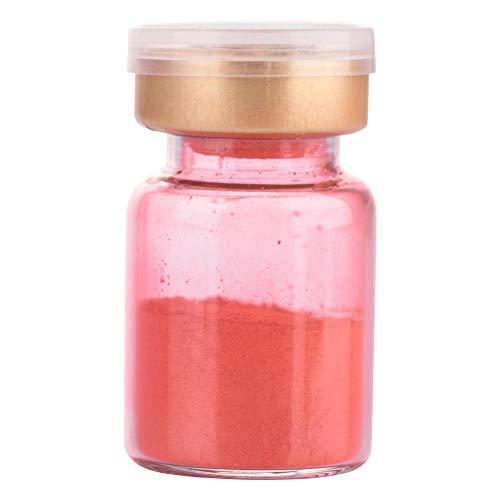 Natürliche Bestandteile Lippenstift-Pigment-Puder DIY Rouge-Augenschatten-Lippenkosmetik-Verfassungs-Puder(rotes Gold)