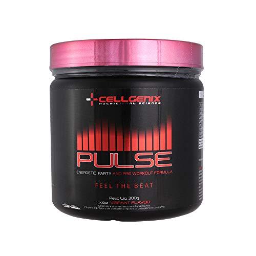 Pré-Treino Pulse 300g - Lemon Zest - Cellgenix