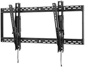 Peerless ST670P Tilt Wall Mount for 46 Inch to 90 Inch Displays Black Non-security