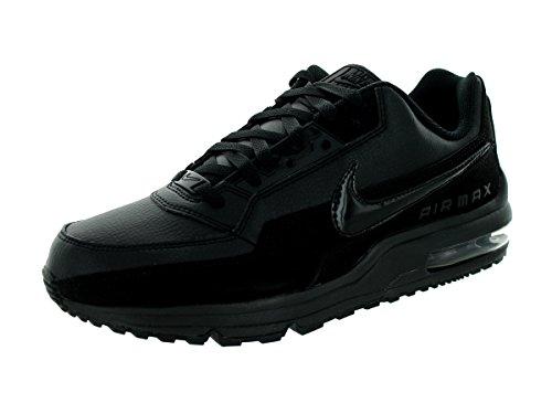 Nike Air Max Ltd 3, Sneaker Uomo, Nero, 45 EU