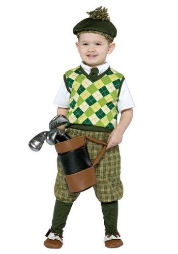 Rasta Imposta Future Golfer Toddler Costume - Small