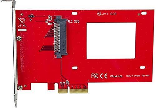 StarTech U.2 to PCIe Adapter on Amazon