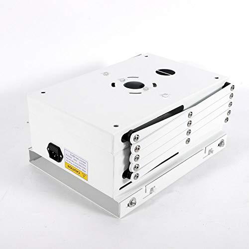 24W 220V Electric Motorisierter Aufzug Projektorhalterung Beamer Projektor Projector Projektor Deckenlift ScherenbüHne mit Fernbedienung