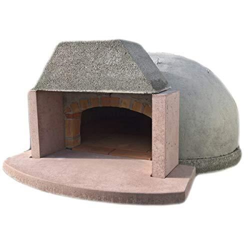 CUSIMANO Cojín para Horno prefabricado de Madera para Pizza y Pan, 120 cm