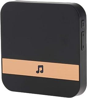 Blesiya Wireless Wifi Video Doorbell Camera 1080P - Black, 80 x 80mm