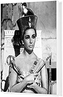 20x16 Canvas Print of Film - Cleopatra - Elizabeth Taylor (11638476)