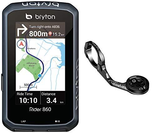 BRYTON GPS RIDER 860 e