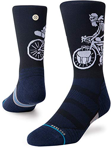 Stance The Run Compression Crew - Chaussettes Running Homme