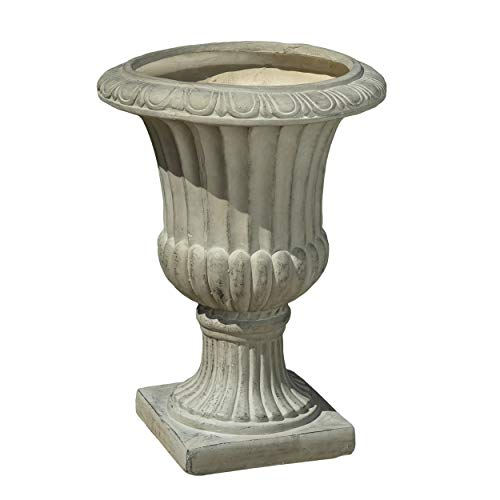 planter urn with stand - 6