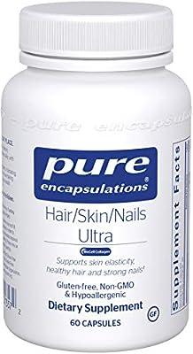 Pure Encapsulations - Hair/Skin/Nails Ultra 60 VegiCaps