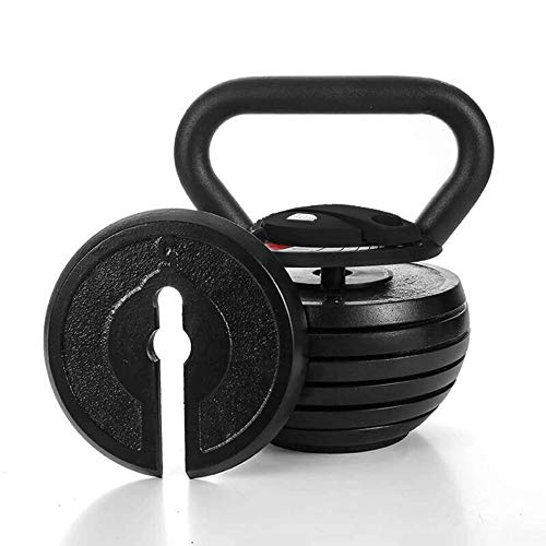 Vital Gym Adjustable Kettlebell - Home Gym Equipment, Perfect for Bodybuilding,...