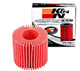 K&N Premium Oil Filter: Designed to Protect your Engine: Compatible with Select 2008-2020...