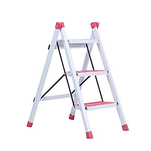 ZXMDP Inizio 3Passo Ladder – antislip, van staal, draagbaar, met anti-slip voetjes