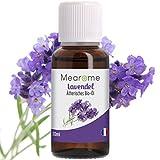 Lavendelöl BIO100% Naturrein Ätherisches ÖlZertifizierte BIO-QualitätDuft-Öl Lavendel 30mlAroma...