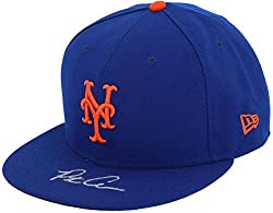 Autographed Pete Alonso Hat