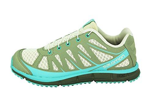 Salomon Kalalau Damen Trail Running / Hiking Schuhe, Grau, Größe 36 2/3