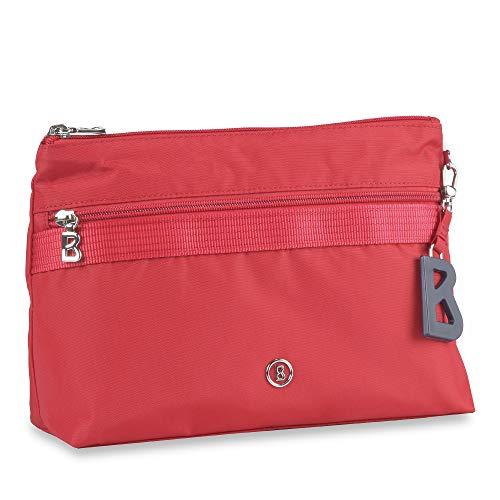 Bogner Damen Verbier Leni Washbag Lhz Taschenorganizer, Rot (Red), 10x20x28 cm