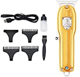 Electric Pro Hair Clippers Trimmer Hair Cutting Grooming Kit Close Cutting Trimmer Hair