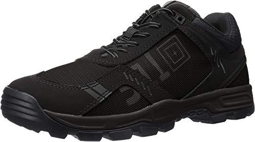 5.11 Men's Ranger Tactical Shoe, Black, 4 D(M) US