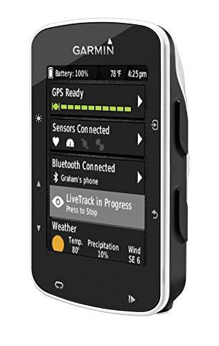 Product Image 12: Garmin Edge 520 Bike GPS (includes Heart Rate Monitor Strap, Cadence sensor & Speed sensor)