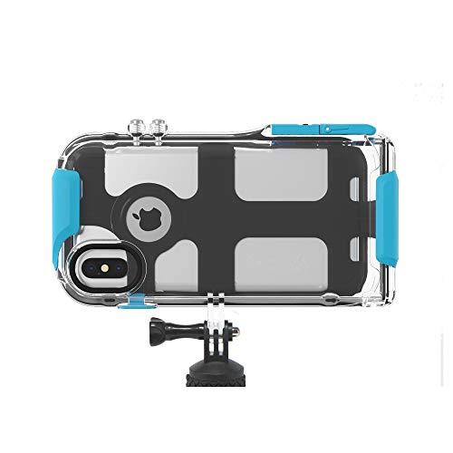 Pro Shot - Carcasa Impermeable para iPhone XS Max, Compatible con Todos los Soportes GoPro