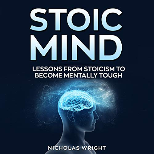 Stoic Mind audiobook cover art