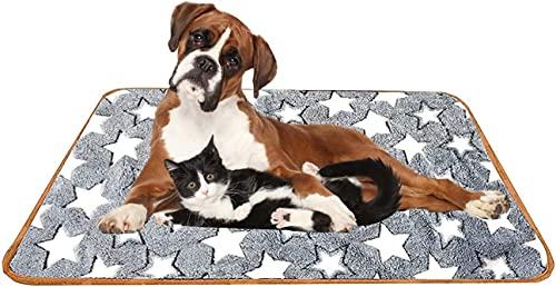 Manta para perros, manta para perros, manta cómoda para mascotas, pentagrama, manta mullida para mascotas, manta para perros, manta para perros grandes