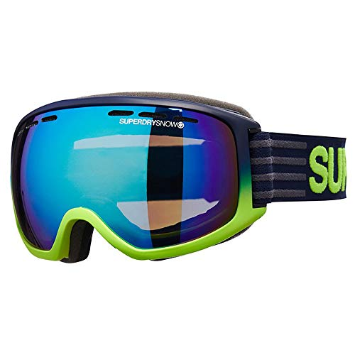 Superdry Mens Pinnicle UV Protection Anti Fog Ski Goggles