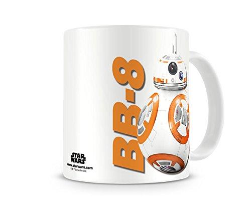 Licenza Ufficiale Star Wars - BB-8 Tazza di caffè, Mug