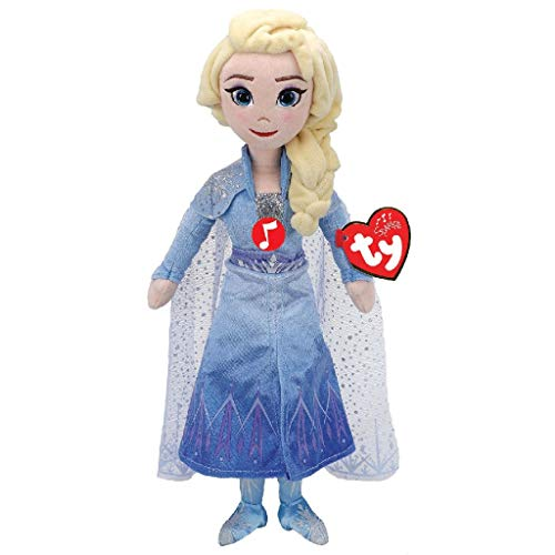 Frozen 2 Anna Princess M/Sound - Beanie Med