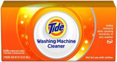 Tide Washing Machine Cleaner 3 ea (Pack of 6)