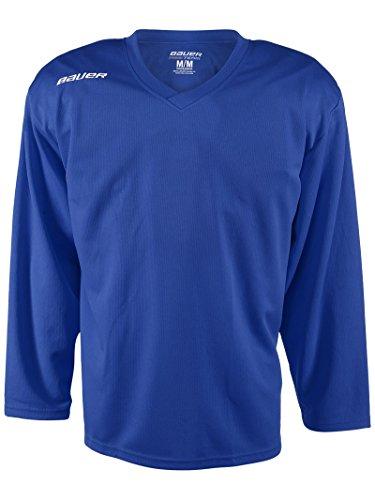 Bauer Trainingstrikot 200 Senior, Größe:L;Farbe:blau