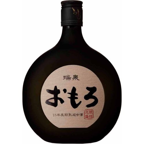 瑞泉酒造『おもろ15年古酒』