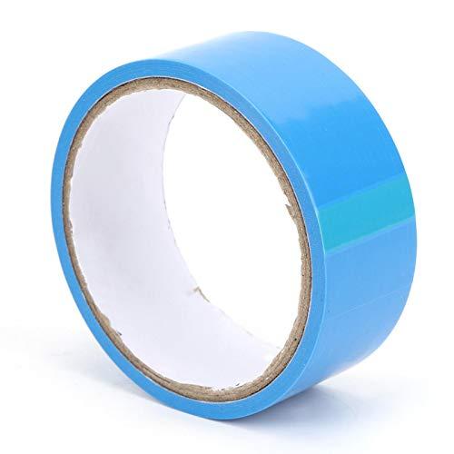 Almohadilla de tubo para llantas de bicicleta, revestimiento al vacío, cinta adhesiva de sellado, 4 tamaños, protección de llantas, duradera para entretenimiento en el hogar para montar en(35MM)