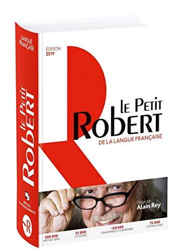 Le Petit Robert De La Langue Francaise - Grand Format – 2019 Edn.